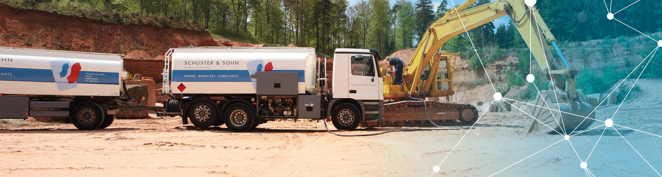 Diesel und AdBlue® von Schuster & Sohn