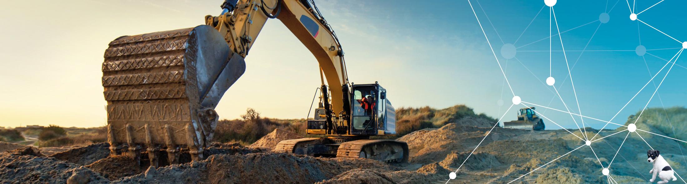 Schuster & Sohn bietet Diesel, AdBlue und Schmierstoffe für Bauunternehmen