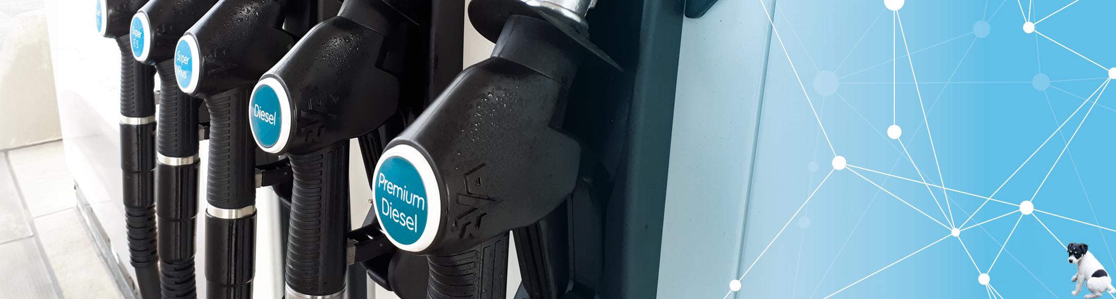 Schuster & Sohn bietet Kraftstoffe und Schmierstoffe für freie Tankstellen