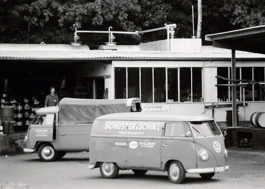 Schuster & Sohn Tradition VW Bus